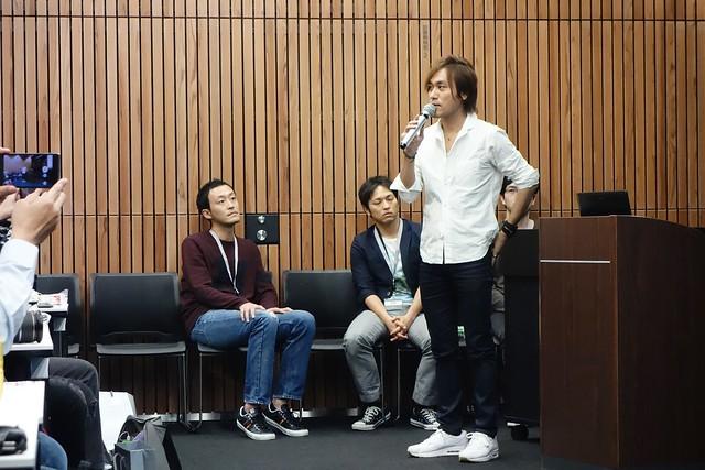 「Xperia Z5タッチアンドトライ」アンバサダーミーティングat東京