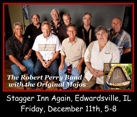 Robert Perry Band with the Original Mojos 12-11-15