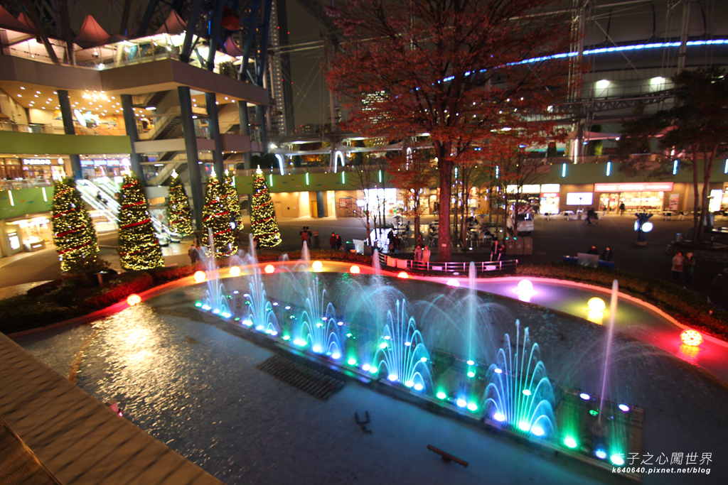 Tokyo Winter Illuminations- Tokyo Dome City-IMG_0561026