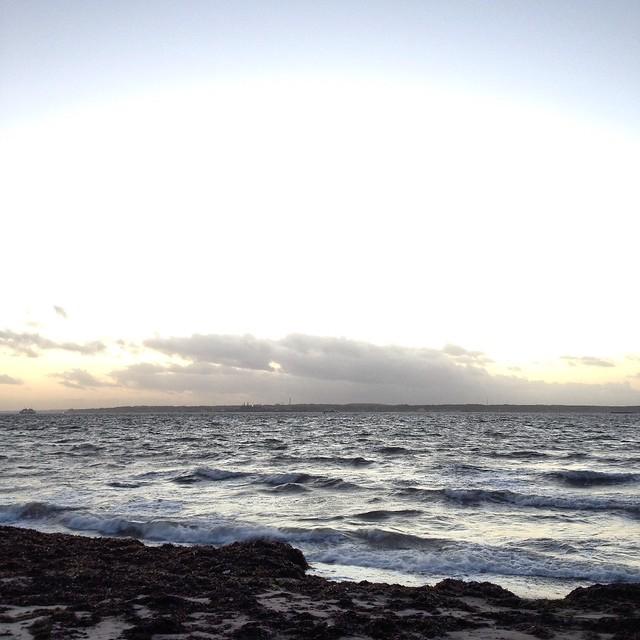 the ocean, öresund, helsingborg