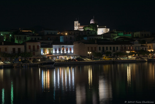 city longexposure night lights nikon hellas greece galaxidi d5200 thessaliastereaellada