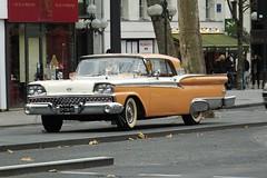 American Cars / Autos américaines