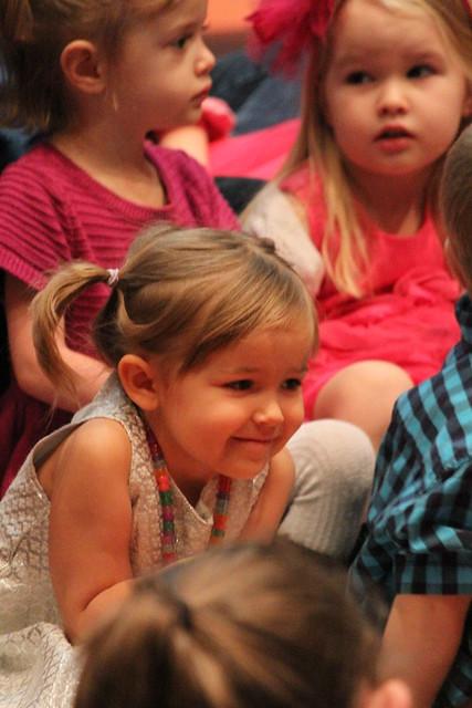 Elise preschool age 3