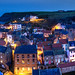 Staithes Blue Hour by steveniceton.co.uk
