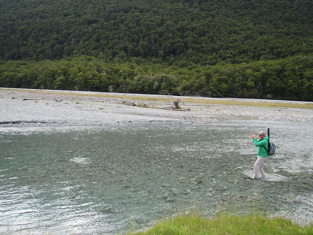Cedar Lodge New Zealand Heli Fishing