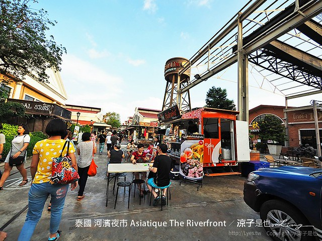 泰國 河濱夜市 Asiatique The Riverfront 54