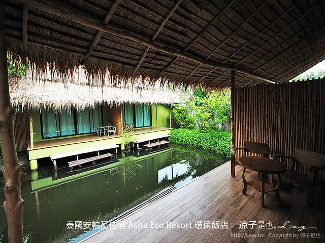 泰國安帕瓦住宿 Asita Eco Resort 環保飯店 24