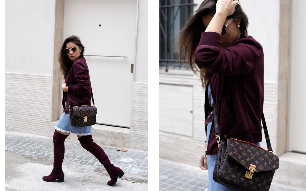 09_how_to_wear_bomber_burgundy_outfit_theguestgirl_streetstyle_barcelona