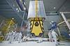 NASA's Webb Telescope Clean Room 'Transporter'