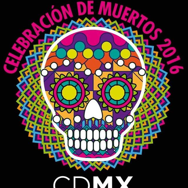 Celebración de Muertos 2016 #CDMX