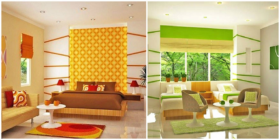 cleo room collage