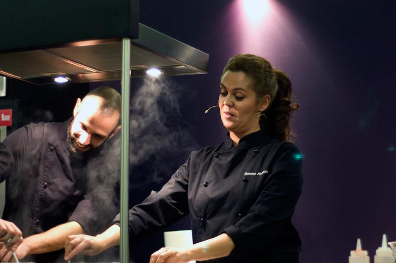 Harmonização chef Susana Felicidade, Vinhos JMF, Peixe em Lisboa 2015