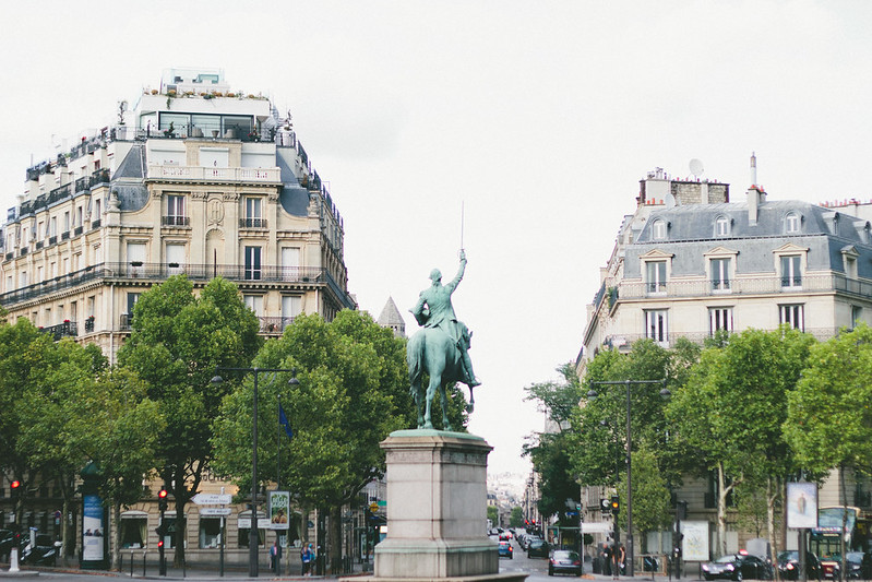 {paris for the weekend} via chevrons & éclairs