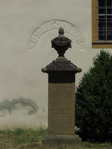 20150804 04 235 Romea Hemmersheim Kirche Denkmal Bogen_K