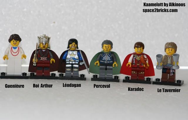 Kaamelott personnages p1