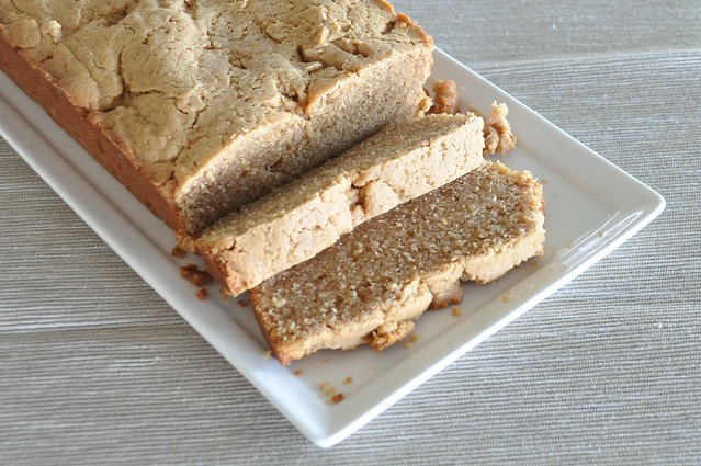 Graveyard Bound: Peanut Butter Bread