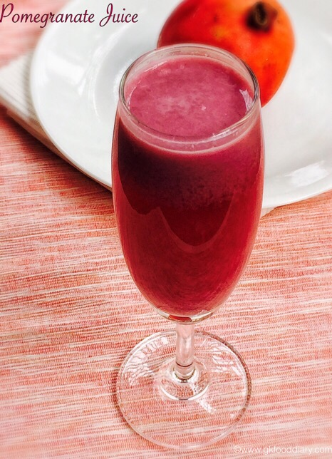 Pomegranate Juice 3