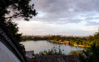 Image of Beihai Park. china park travel nature garden landscape beijing beihaipark