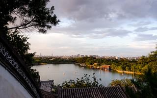 Imagem de Parque Beihai (Mar do Norte). china park travel nature garden landscape beijing beihaipark