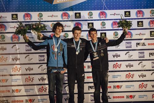 IFSC World Cup Stavanger 2015 - Finals