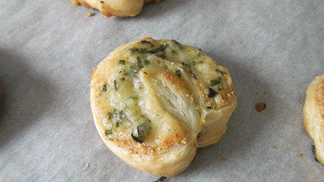 Herb Cheese Palmiers 14