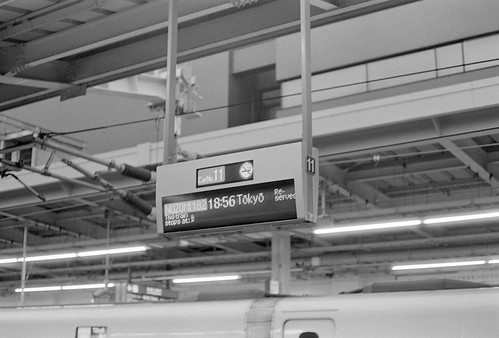 to Tokyo
