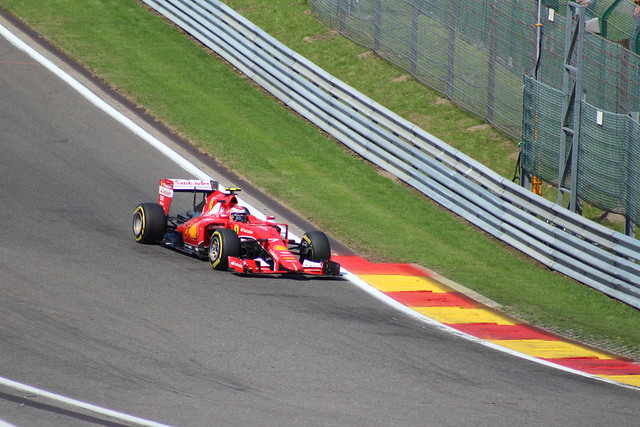 Belgian GP Day 2