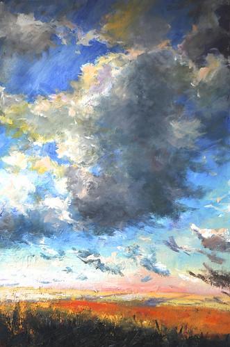 Alice Helwig Melanie's Sky
