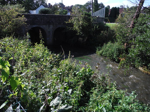 Bridge over The Nadder, Tisbury