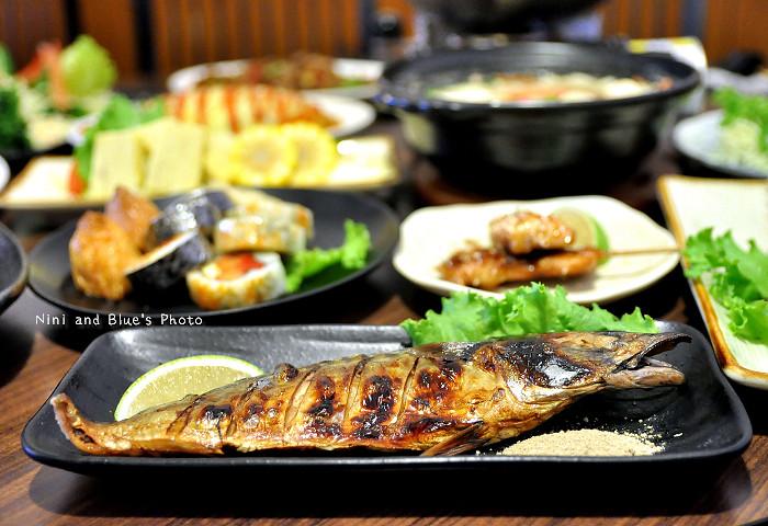 築也平價日式料理21