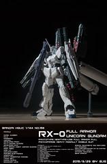 HGUC 1/144 RX-0 Full Armor Unicorn Gundam