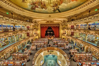 Best bookstore in town, Buenos Aires