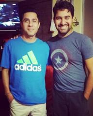 Con Capitán América