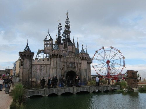 Fairytale Castle by Block9 @ Dismaland