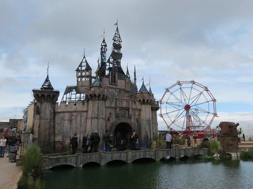Fairytale Castle by Block9 @ Dismaland