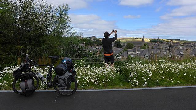 bisikletle iskoçya bike scotland 52