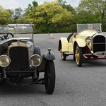 After the Great War: The Emergence of Great Sports Cars in the 1920s