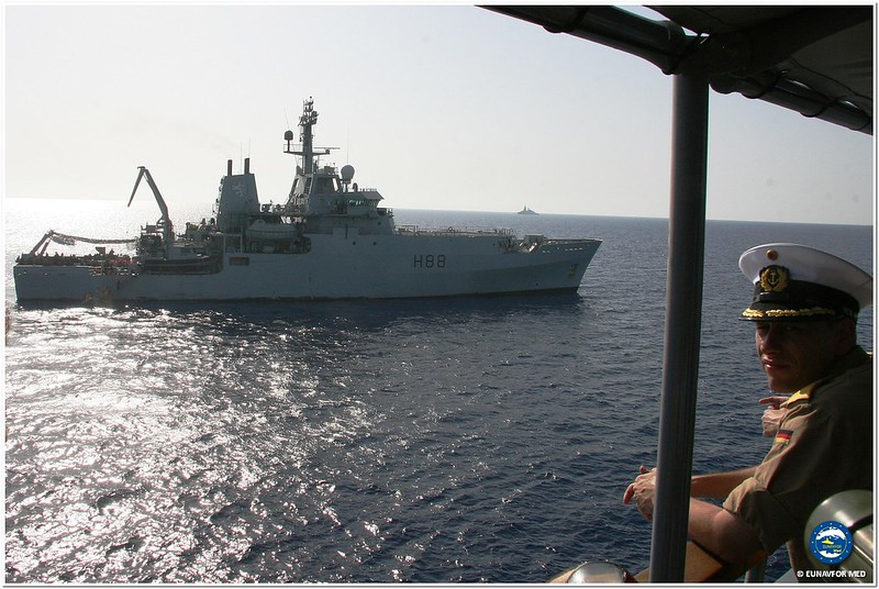 Rescue on September 19 2015 – Op. Sophia EUNAVFOR MED