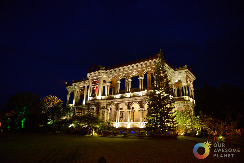 Bacolod City: The Ruins