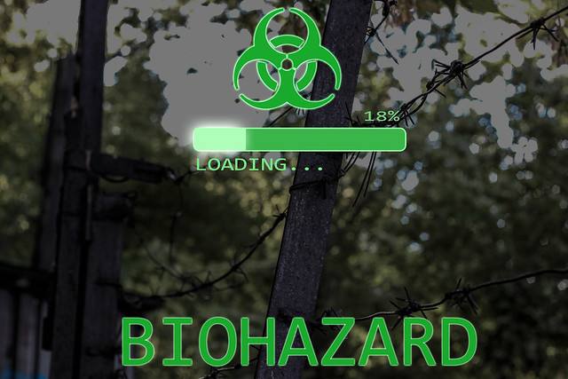 BIOHAZARD part 3