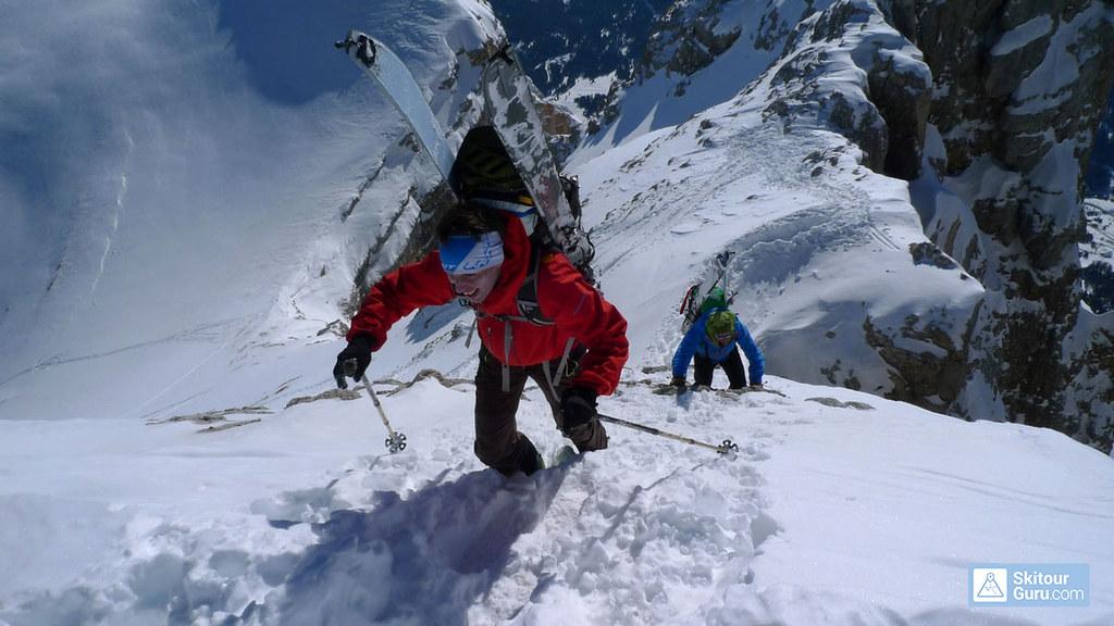 Piz Lavarela (Day 3 H.R. Dolomiti Südtirol) Dolomiti Itálie foto 09