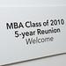 2010 MBA 5 Year Reunioin