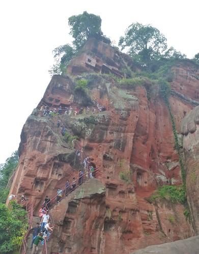 CH-Leshan-Grand Bouddha (16)