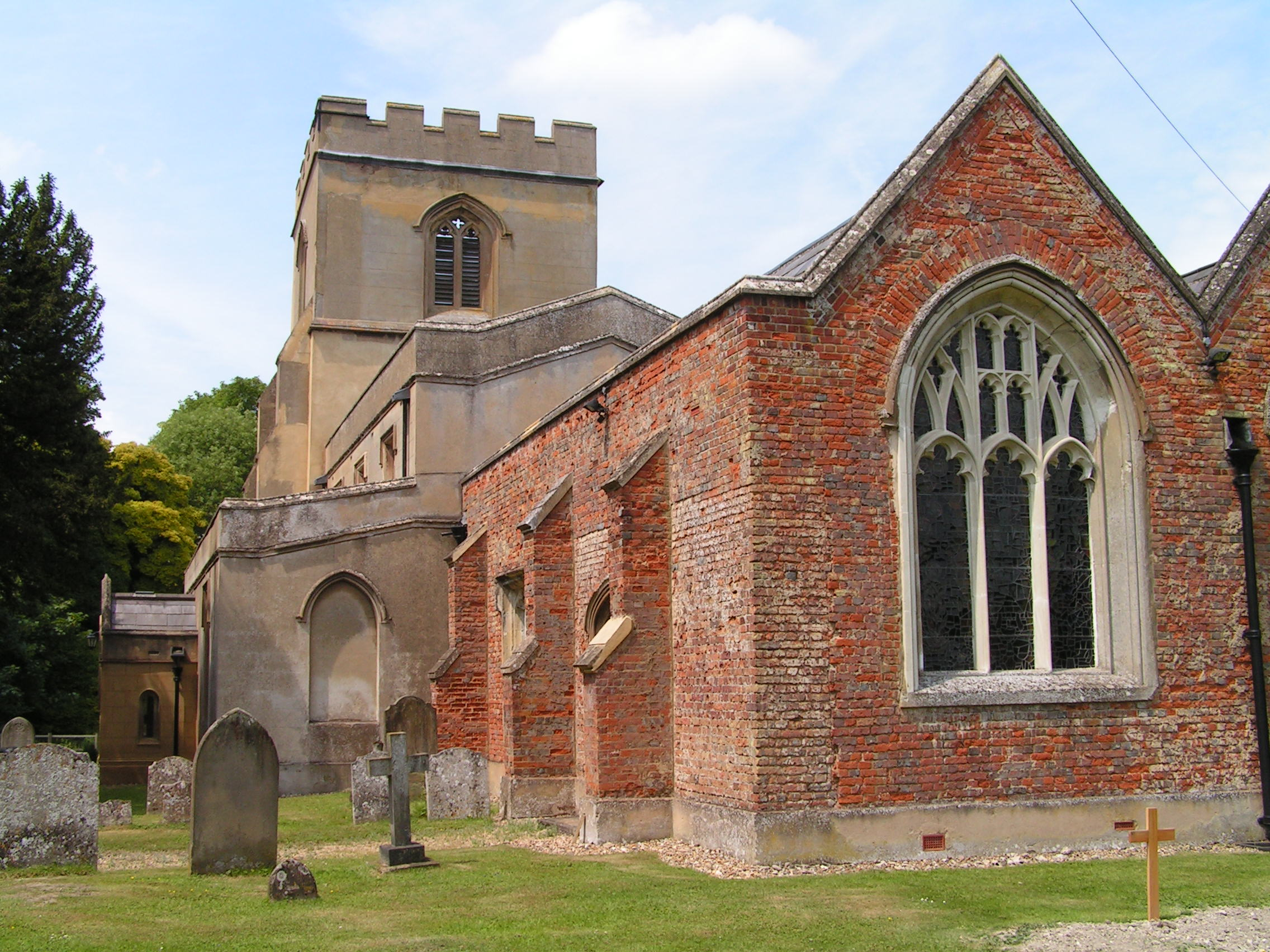 St Faith's Church, Hexton