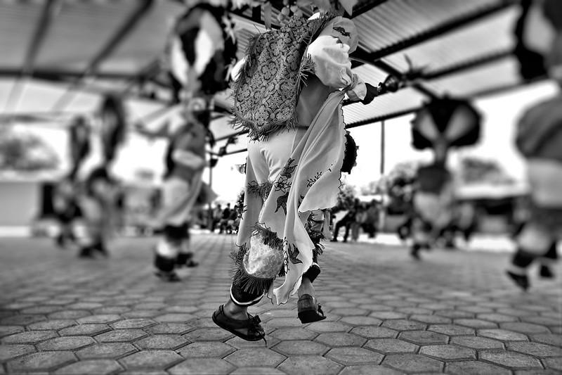 Mexico folk dance