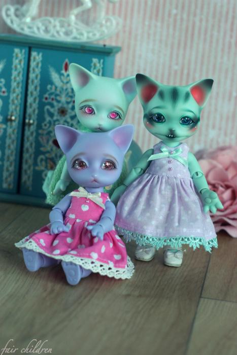 Attack of the pastel kitties 5