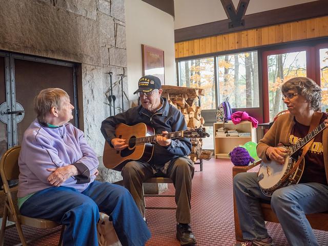 Dunn State Park Bluegrass Jam