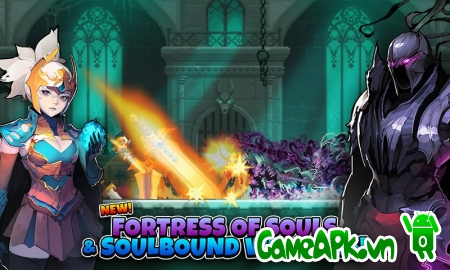 Crusaders Quest v2.8.6.KG hack full cho Android