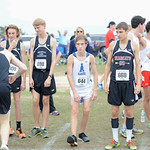 Airport HS XC at State Finals 11-7-2015
