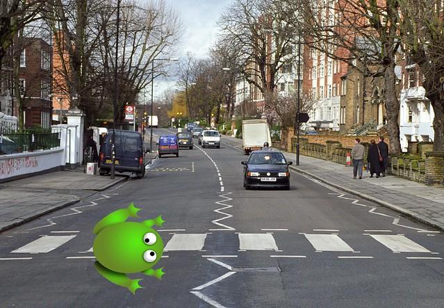 Frogger Final
